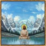 Christmeditatingonwater_8.jpg Elevação Espiritual